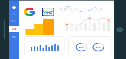 Cozy-Google-Analytics
